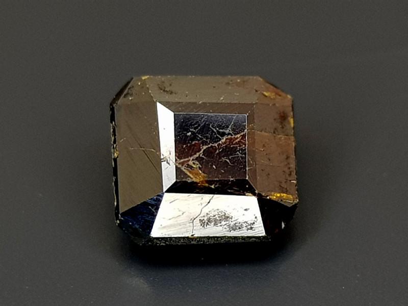 0.85Crt World rarest rutile Natural Gemstones JI08