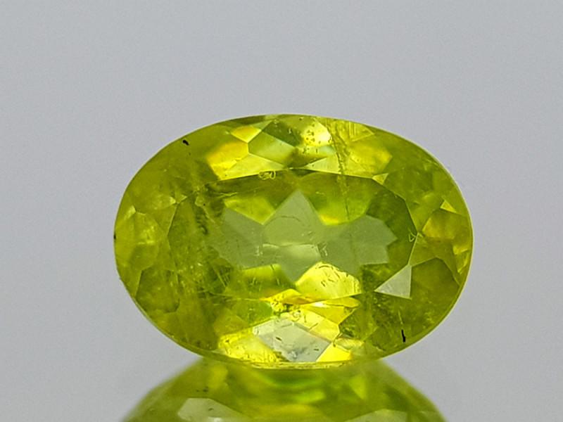 1.40Crt Sphene Color Change 8Natural Gemstones JI09