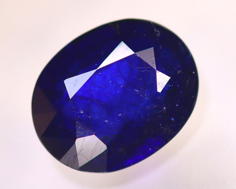 Ceylon Sapphire 2.50Ct Royal Blue Sapphire D2801/A23
