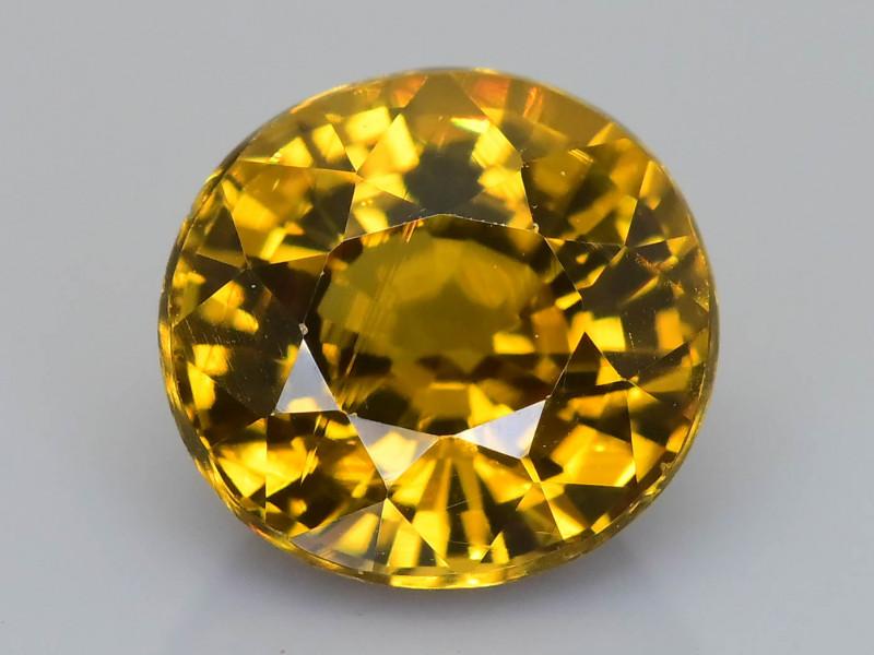 Mali Garnet 1.98 ct AAA Grade Golden Color SKU-49