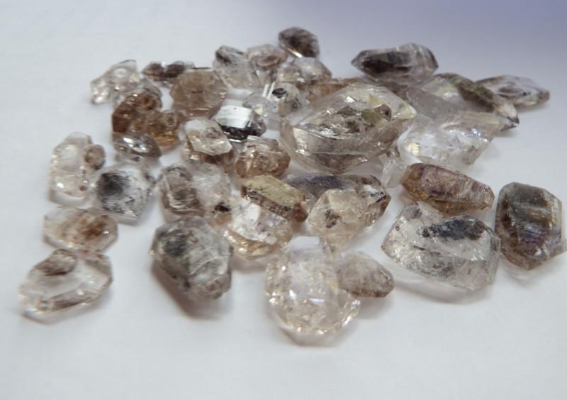 399 carats Beautiful Herkimer diamonds skardu pakistan