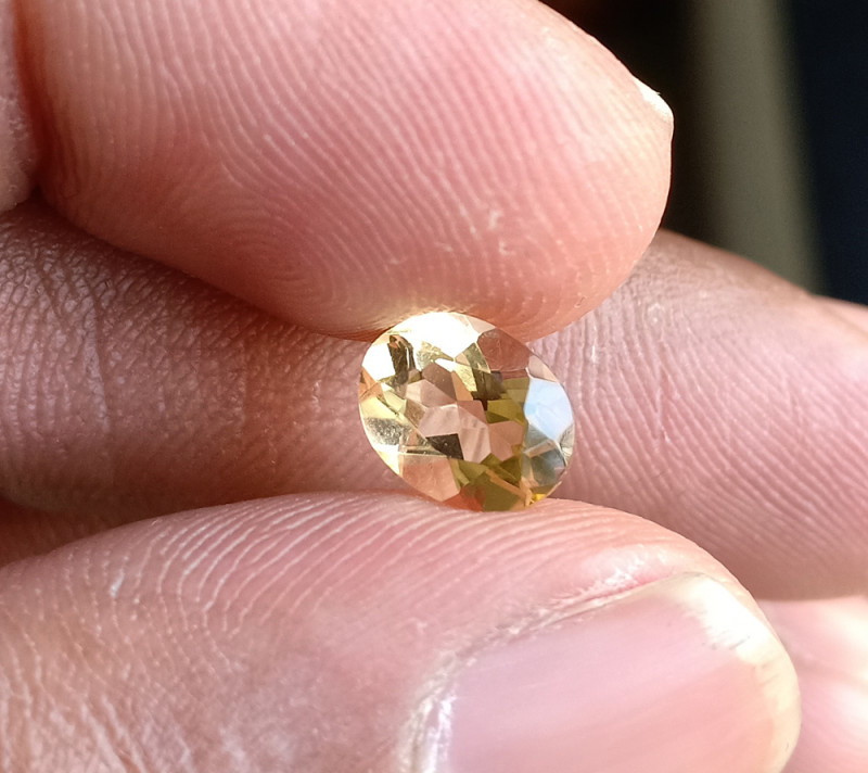 Natural Citrine Gemstone Top Quality Gem VA5330