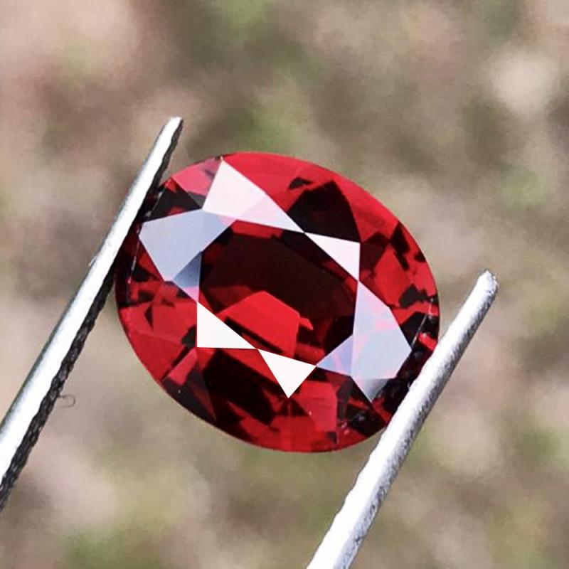 5.32 CT GARNET BLOOD RED 100% IF CLEAN NATURAL UNHEATED SRI LANKA