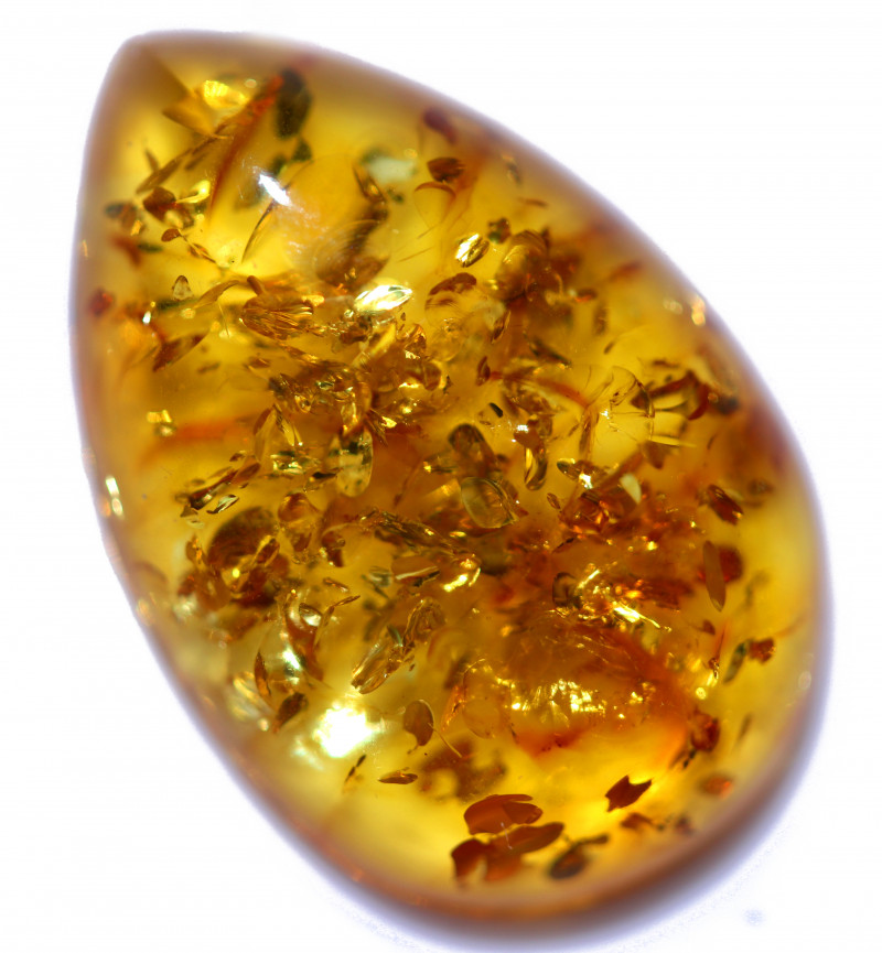 13 Cts Natural Amber from Poland code CCC2835