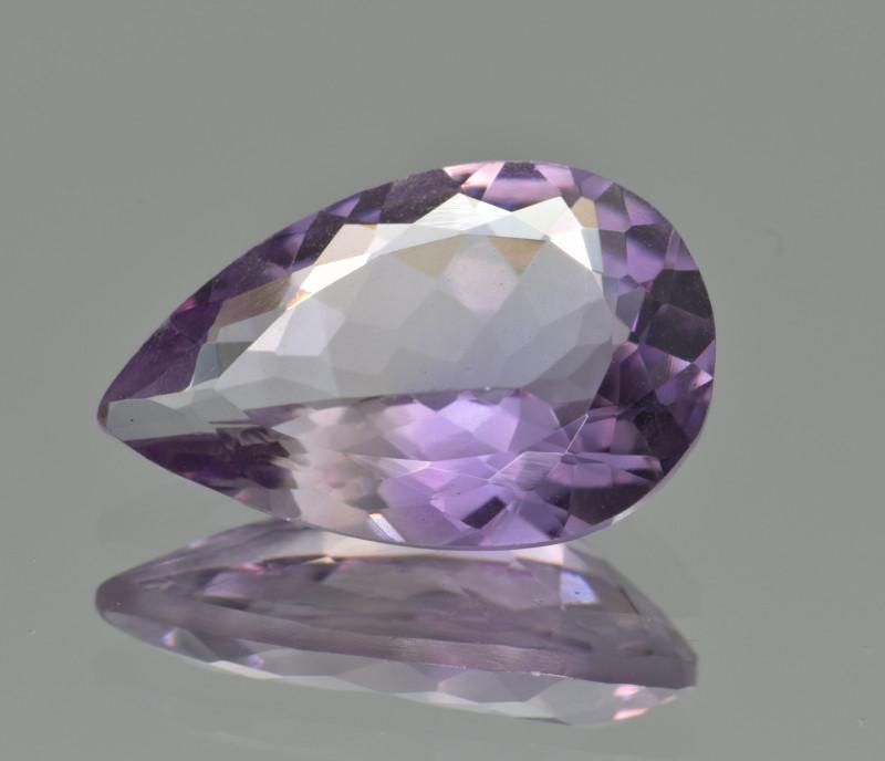 Natural Amethyst 7.10 Cts, Good Quality Gemstone