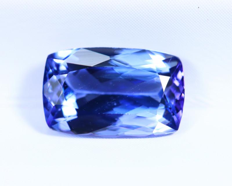 1.58cts Natural D Block TOP Violet Blue Tanzanite / KL1093