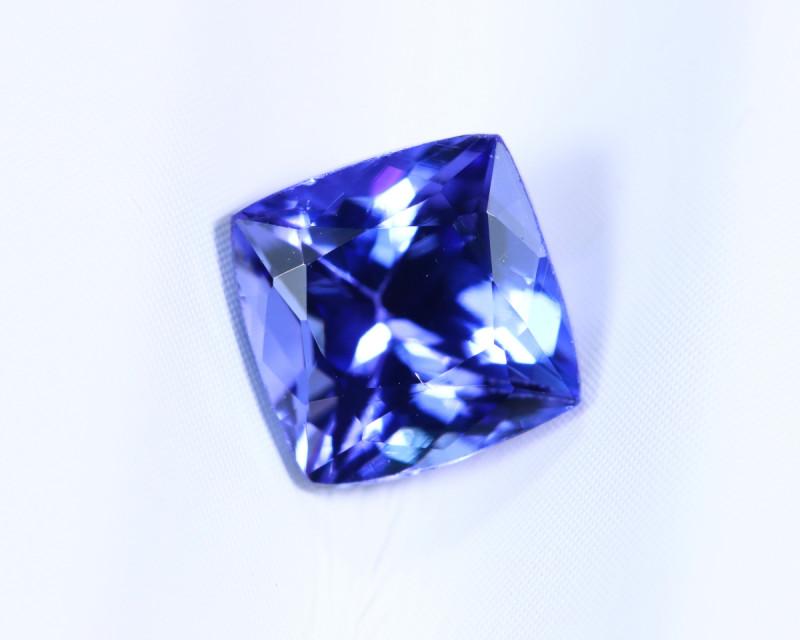 1.25cts Natural D Block TOP Violet Blue Tanzanite / KL1106