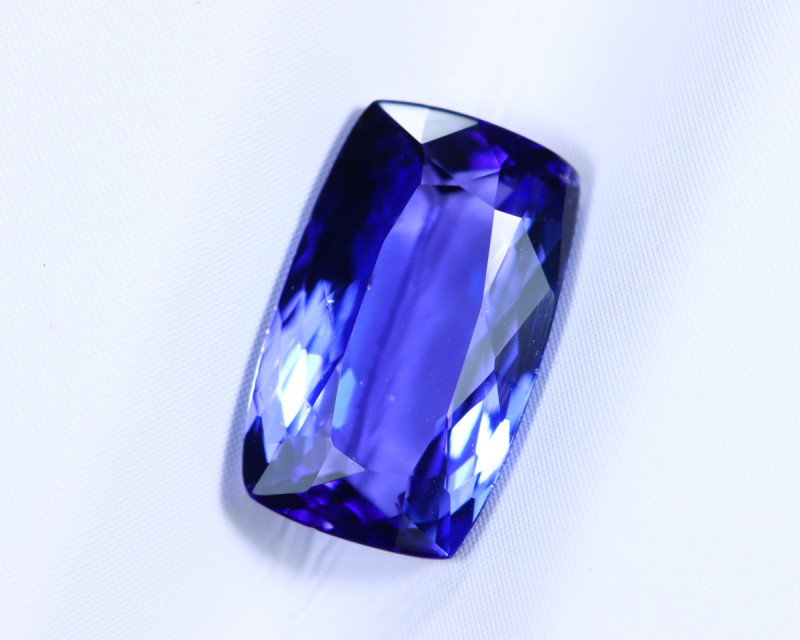 2.07cts Natural D Block TOP Violet Blue Tanzanite / KL1110