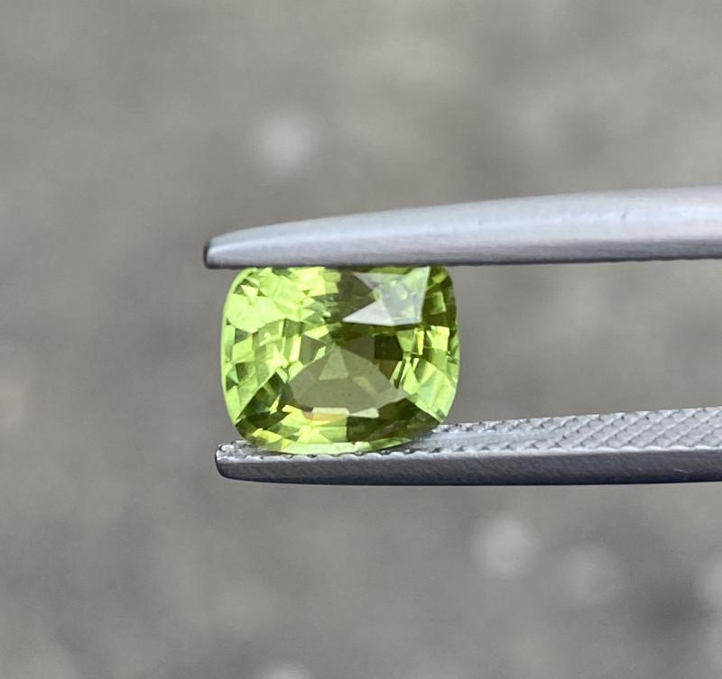 Natural Burma Peridot 2.27Cts Nice Color Gemstone
