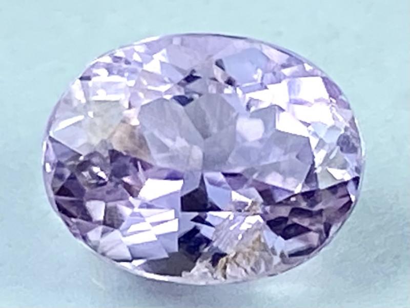 4.15Ct Kunzite Top Cut Top Luster Quality Gemstone.From Pakistan.KZ 68
