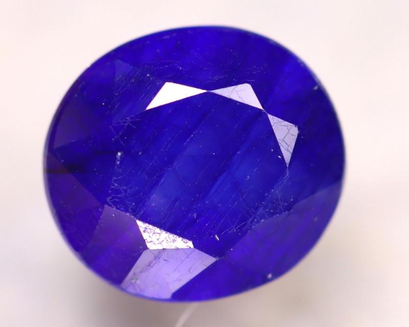 Ceylon Sapphire 8.94Ct Royal Blue Sapphire DN71/A23