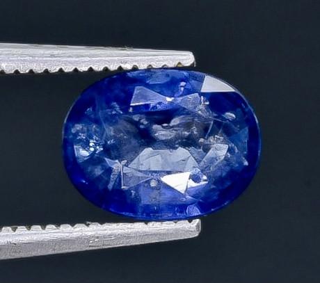 2.15 Crt Sapphire  Faceted Gemstone (Rk-85)