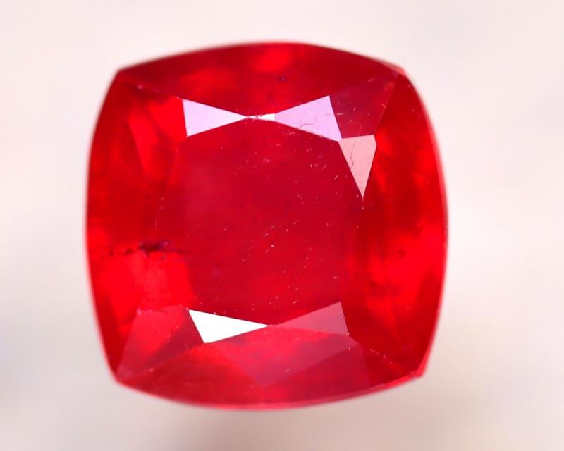 Ruby 3.04Ct Madagascar Blood Red Ruby EN124/A20
