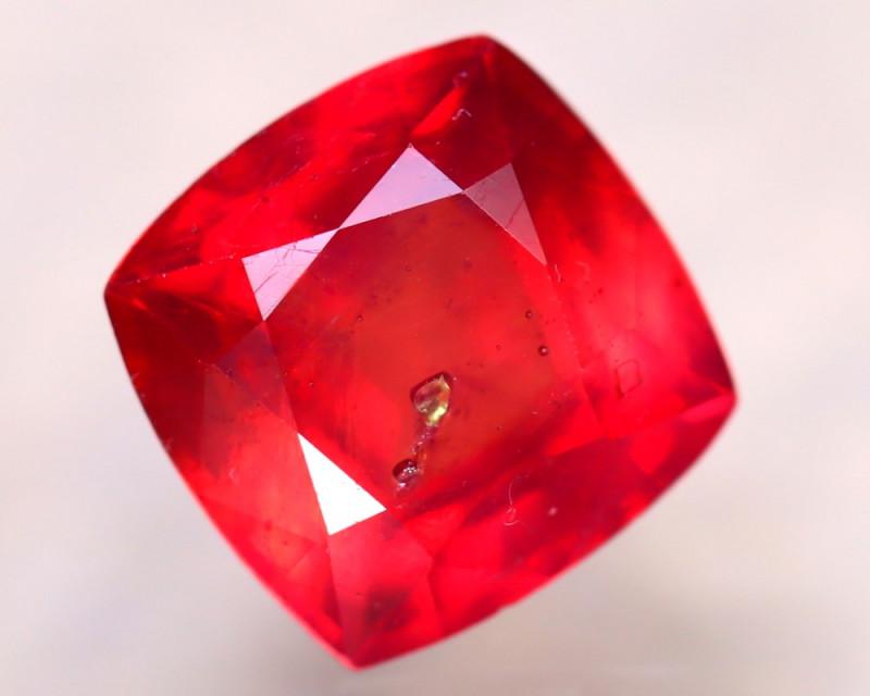 Ruby 3.03Ct Madagascar Blood Red Ruby EN127/A20
