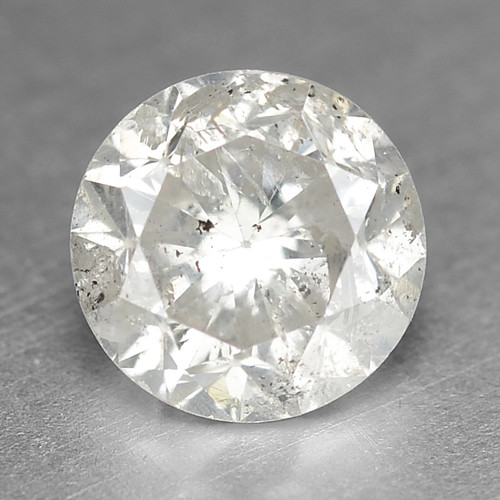 1.00 Cts Untreated White Color Natural Loose Diamond