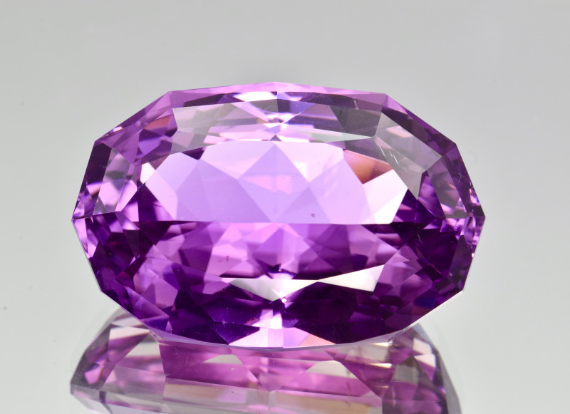 118.89 Cts Natural Kunzite Hot Pink Top Quality Gemstone