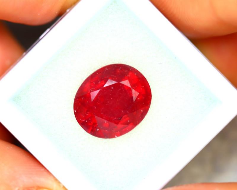 Ruby 8.70Ct Madagascar Blood Red Ruby EN102/A20