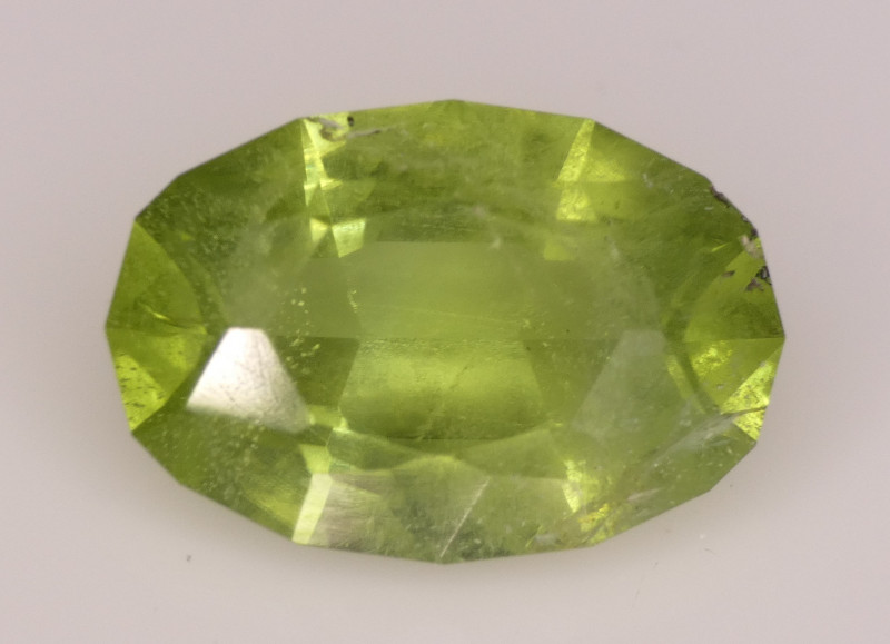 2Ct Natural Peridot