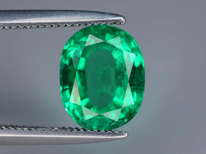 Top Quality 1.50 ct Emerald Afghanistan Panjshir