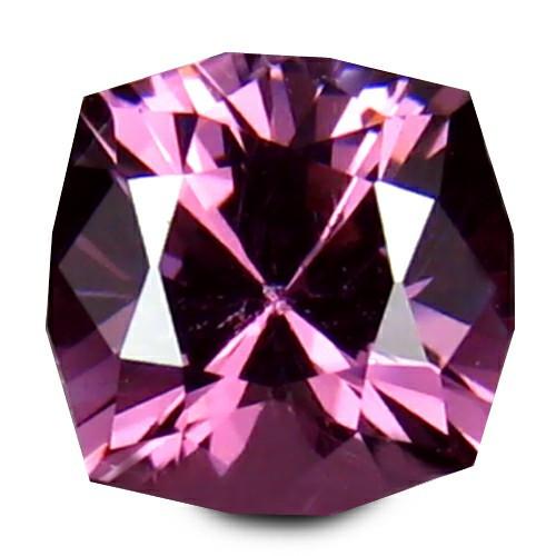 Spinel 0.97 Cts Pink Signature Geo Cut BGC763