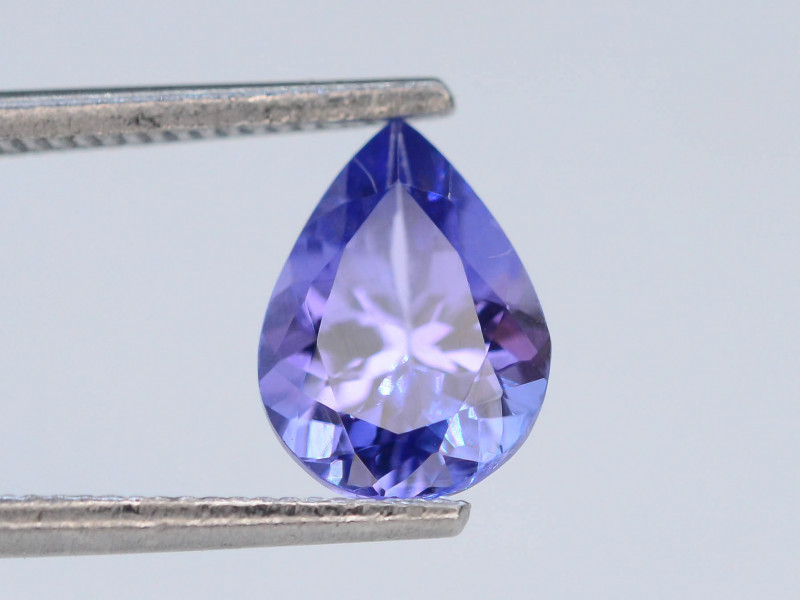AAA Grade 1.10 ct Tanzanite eye catching Color~