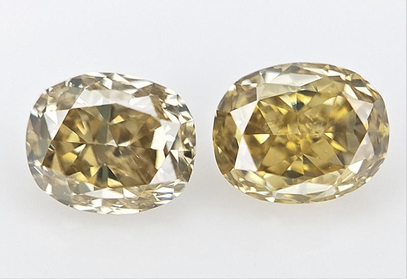 0.17 cts Fancy shape Diamond ,  Fancy Color Diamond