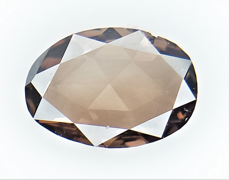 0.21 cts Fancy shape Diamond ,  Fancy Color Diamond