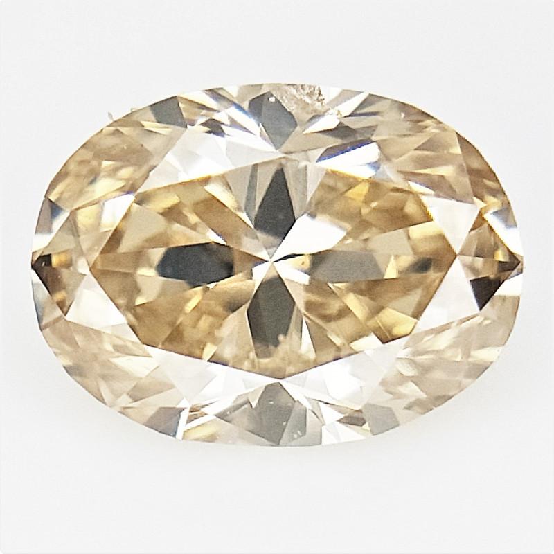 0.35 cts Fancy shape Diamond ,  Fancy Color Diamond