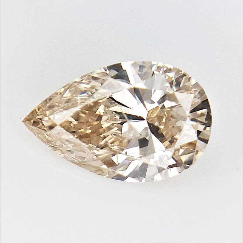 0.35 cts .Fancy shape Diamond ,  Fancy Color Diamond