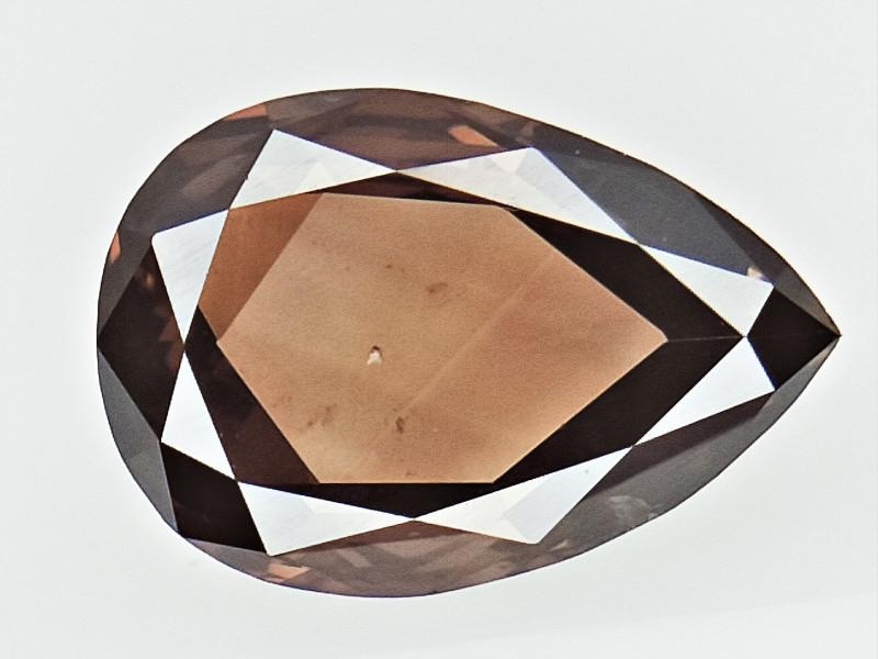 0.38 cts Fancy shape Diamond ,  Fancy Color Diamond
