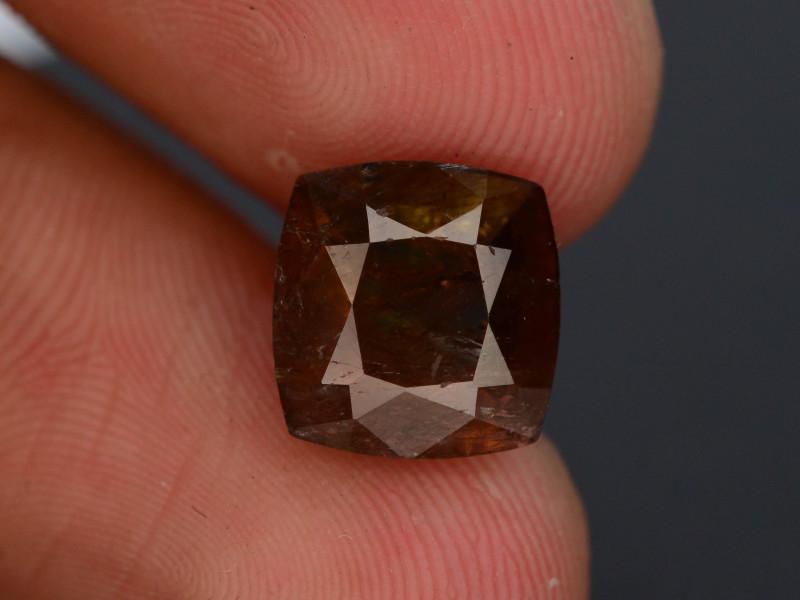 Rare 4.05 ct Multicolor Natural Axinite ~