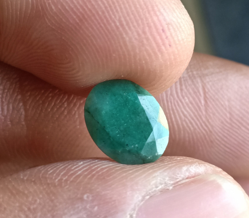 Natural Emerald Genuine Gemstone VA5914