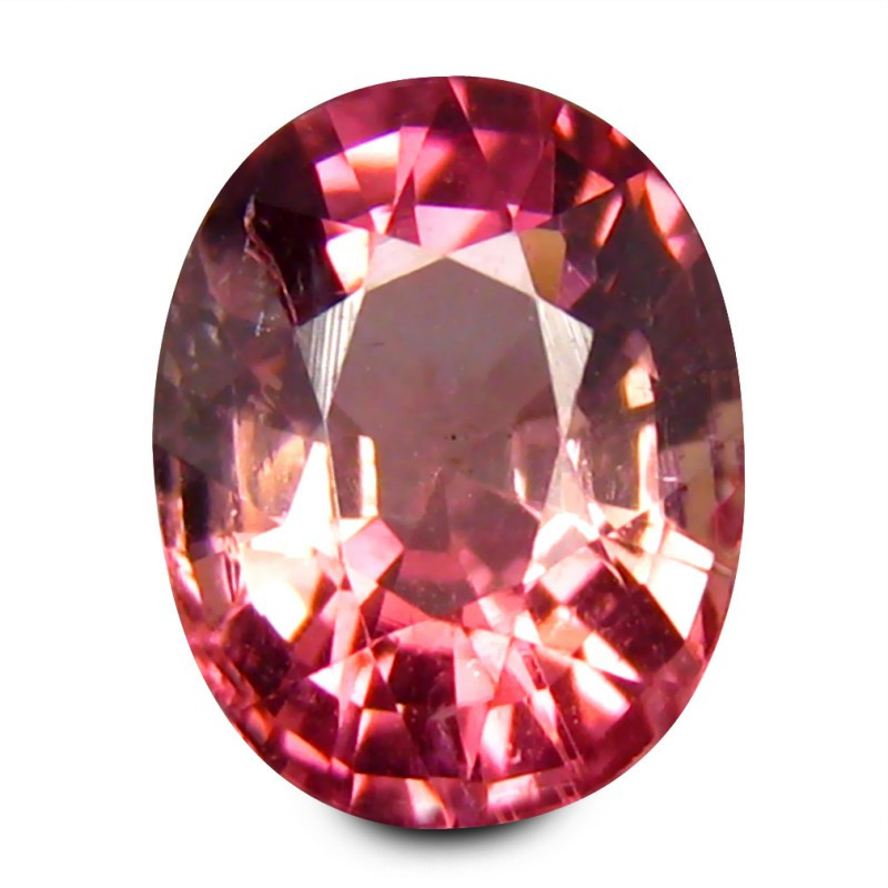 Tourmaline 1.70 Cts  Pink step cut BGC2065 | From Congo