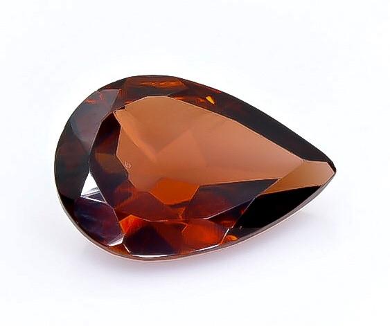 1.70 Crt Natural Garnet Faceted Gemstone.( AB 18)