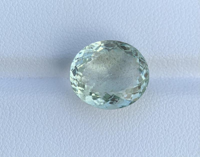 8.35 Cts Natural Aquamarine Gemstone