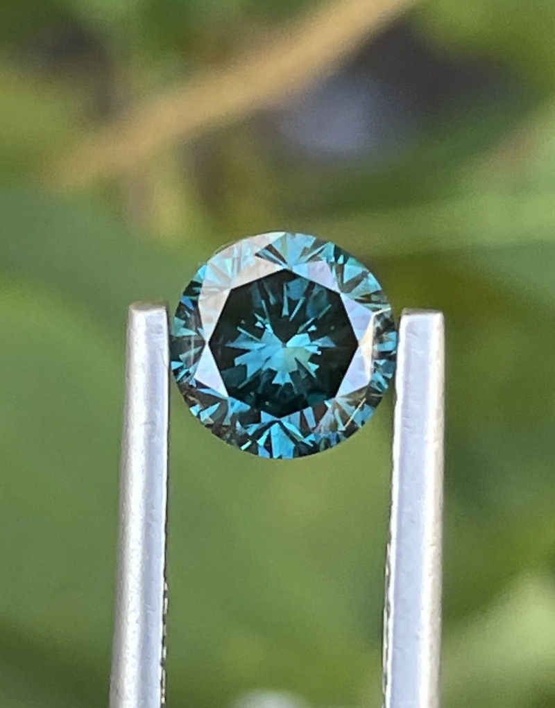 0.81 CT Diamond Top Grade Brilliance with Top Luster