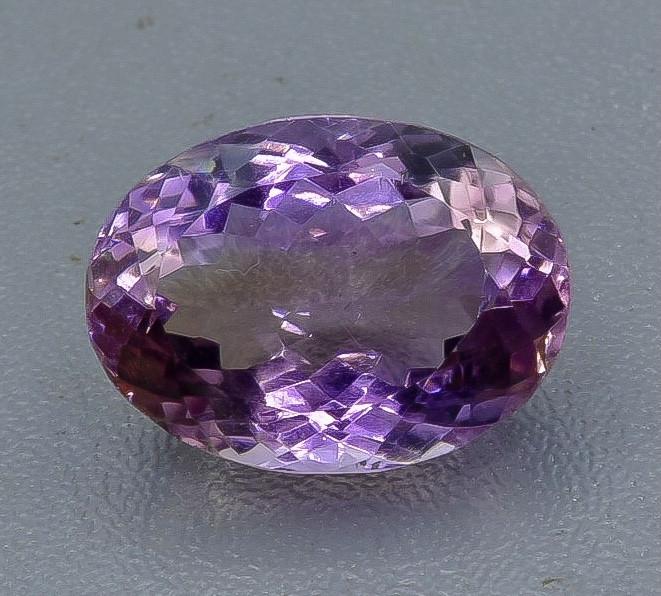 16.26 Crt  Ametrine Faceted Gemstone (Rk-98)