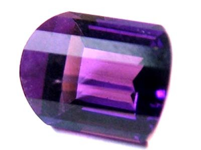 AMETHYST FACETED STONE 2.15 CTS CG - 675
