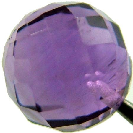 AMETHYST BALL DRILLED 2.05 CTS [TS427]