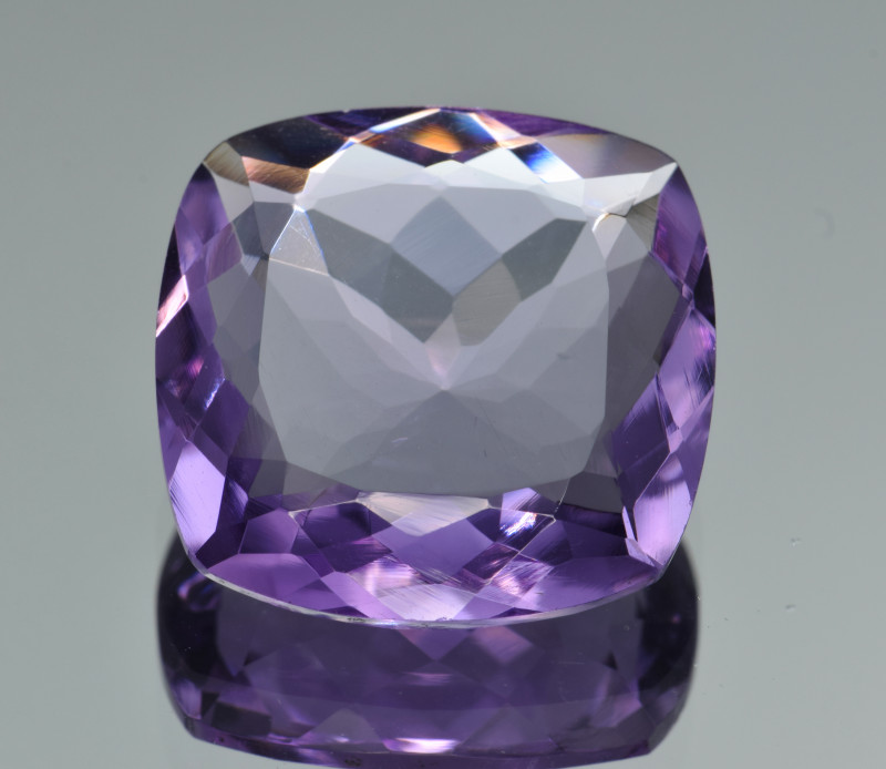 Natural Amethyst 10.96  Cts, Good Quality Gemstone