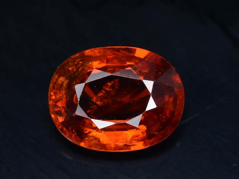 1.40 ct Natural Tremendous Color Spessartite Garnet ~K