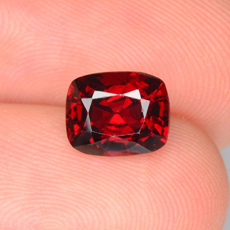 RED SPINEL 2.03 Cts Un Heated  BURMA Natural