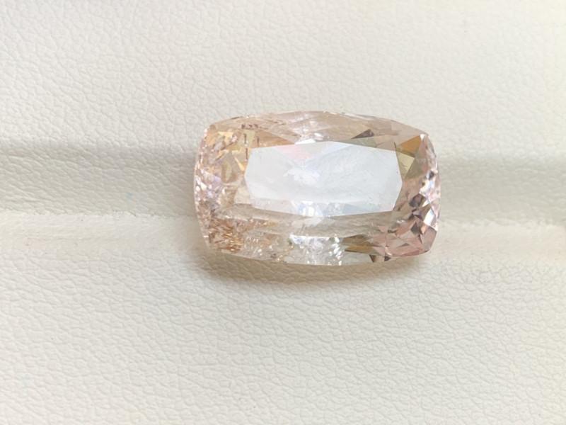 13.15 ct Natural Morganite