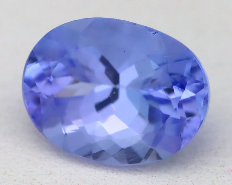 1.90Ct VS2 Oval Cut Natural Purplish Blue Tanzanite C1533