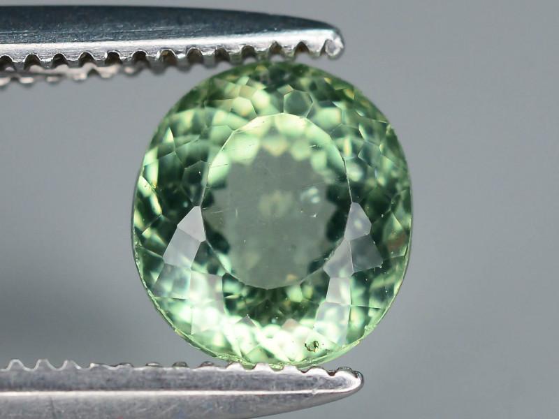 Great Luster 1.00 ct Green Apatite ~ K