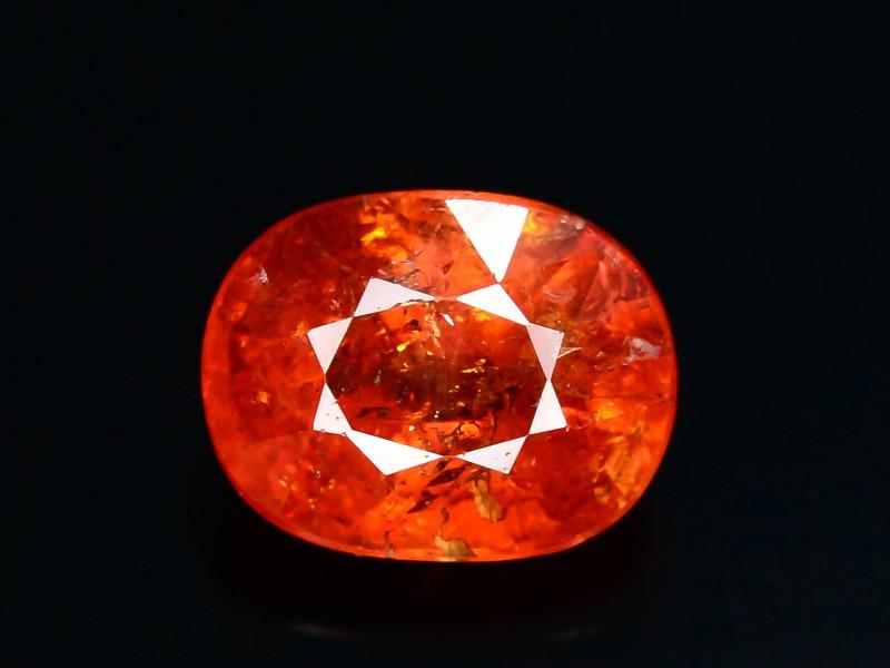 2.40 ct Natural Tremendous Color Spessartite Garnet ~K