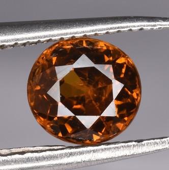 Natural Top Spessartite Garnet 0.930 CTS