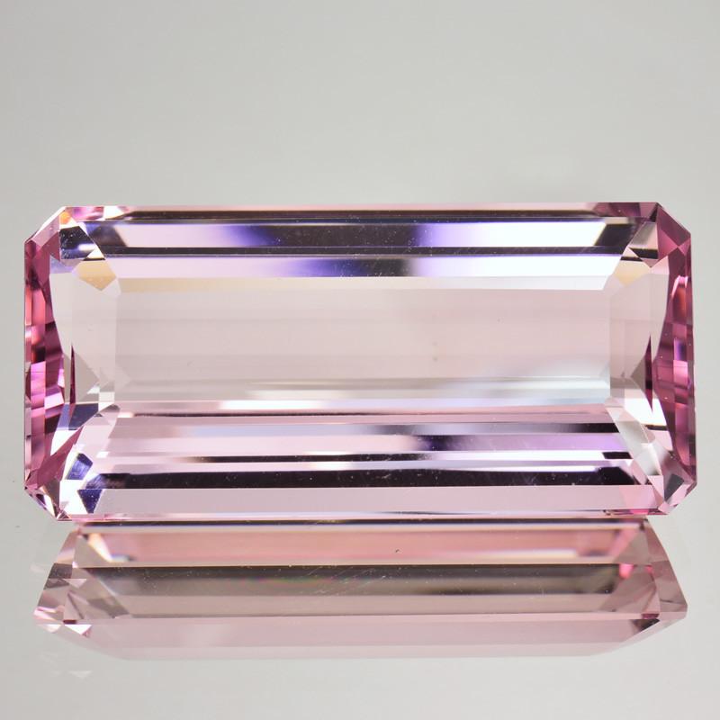 32.92 Cts Beautiful Natural Tourmaline Sweet Pink Mozambique Gem