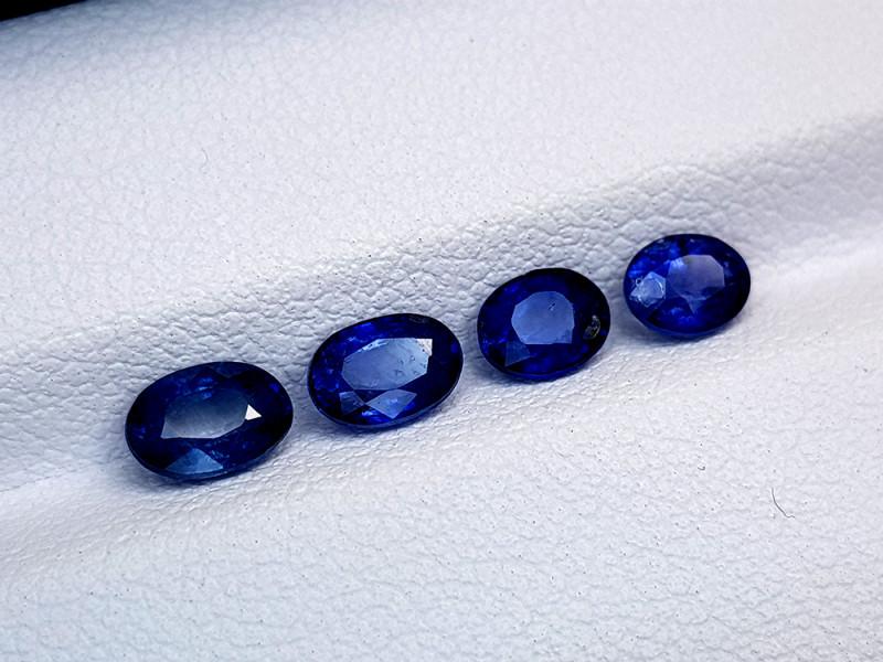 2.41CT BLUE SAPPHIRE HEAT BE BEST QUALITY GEMSTONE IIGC39