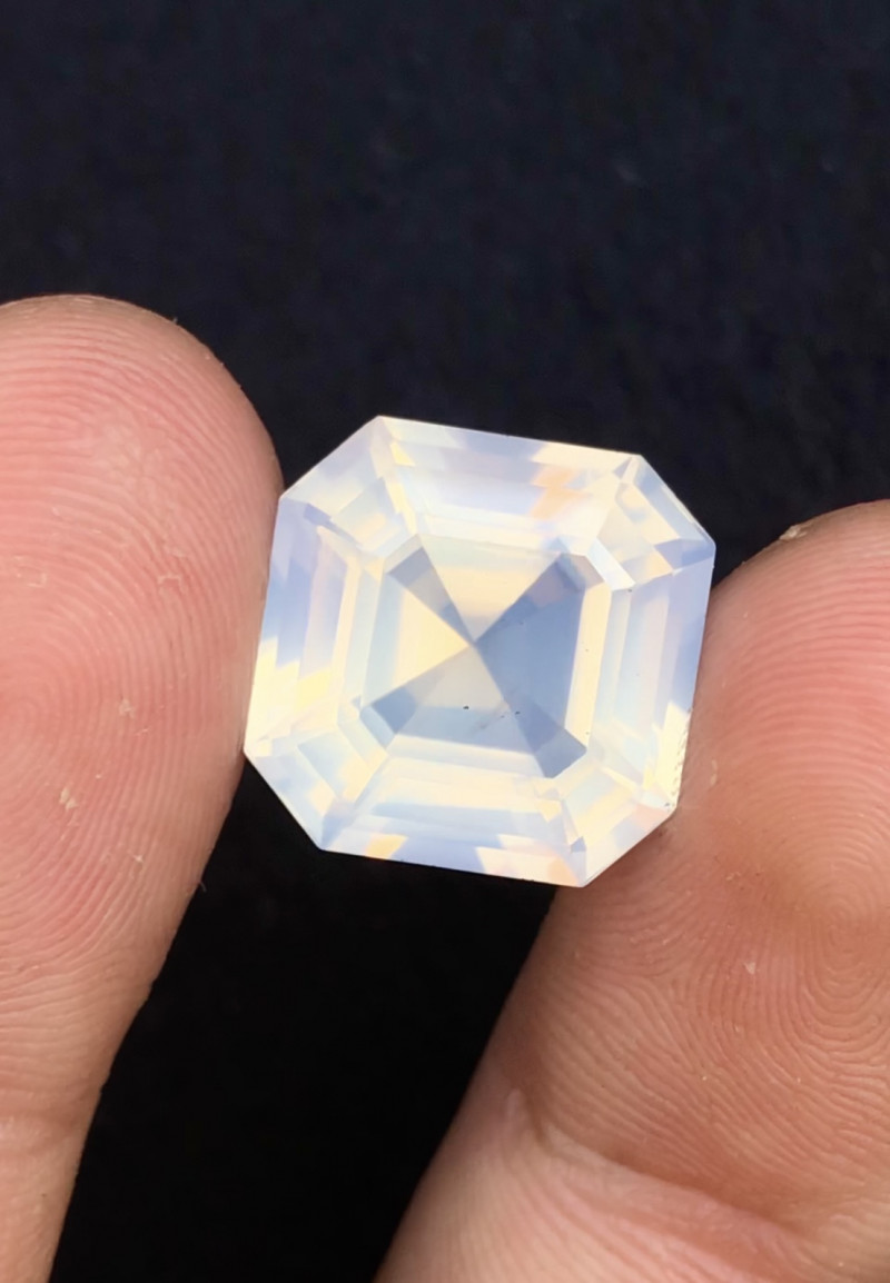Moonstone Top Quality 12 .90ct Natural Moonstone Pink Color Moonstone
